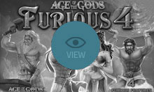 Age Of The Gods - Furious 4 Slot