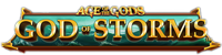 Age Of The Gods - God Of Storms - Logo