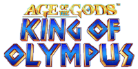Age Of The Gods - King Of Olympus - Logo