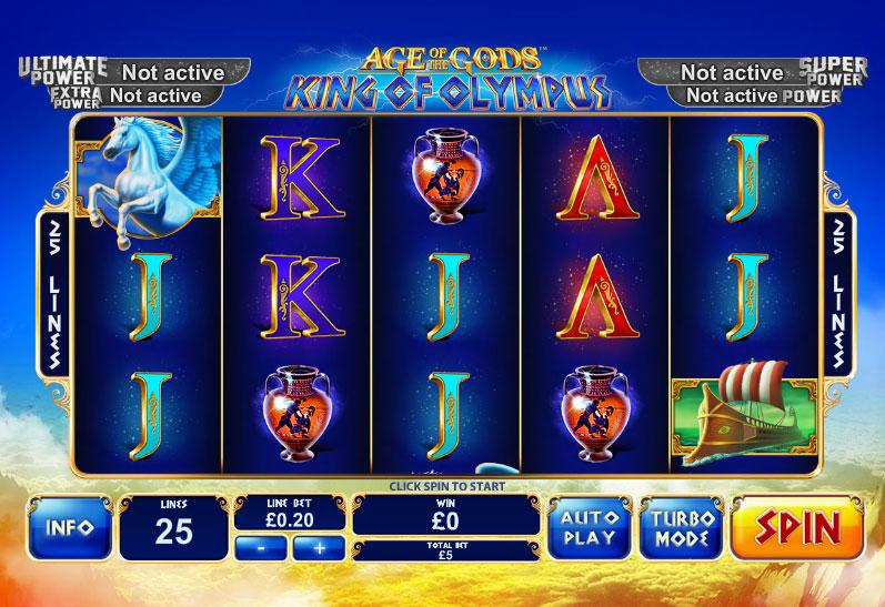 Spiele Ancient Gods - Video Slots Online