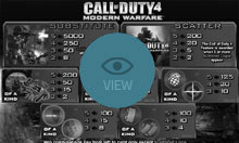 Call Of Duty 4 Slot Slot