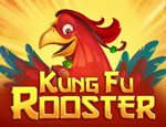 Kung Fu Rooster - Logo
