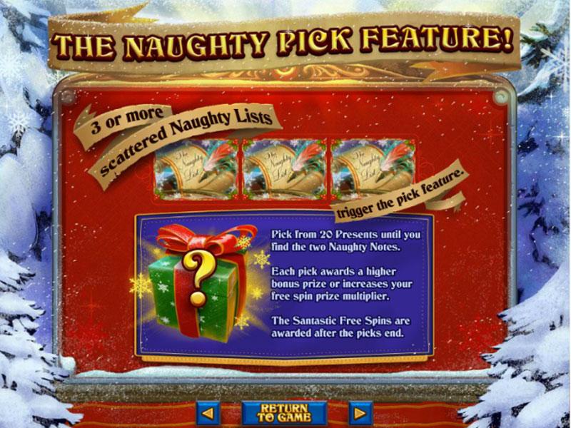 Naughty Slots