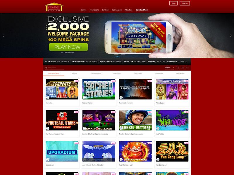 Omni casino no deposit bonus codes б—Ћ may [deposit bonuses]