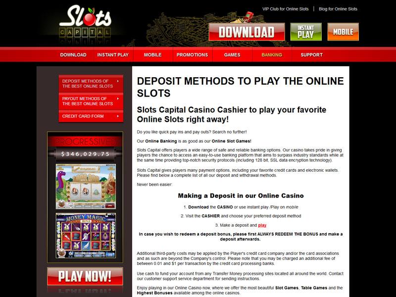 Slots Capitol