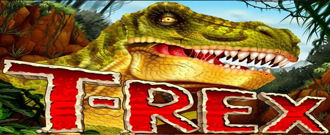 online casino game t-rex