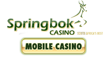 Play Now At Springbok Mobile Casino