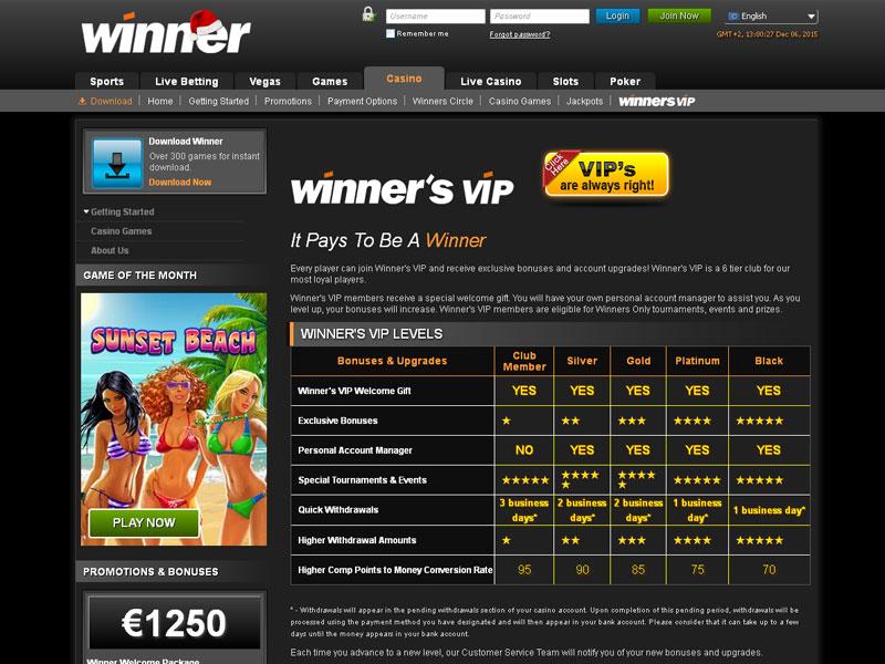 Casino Winner Online